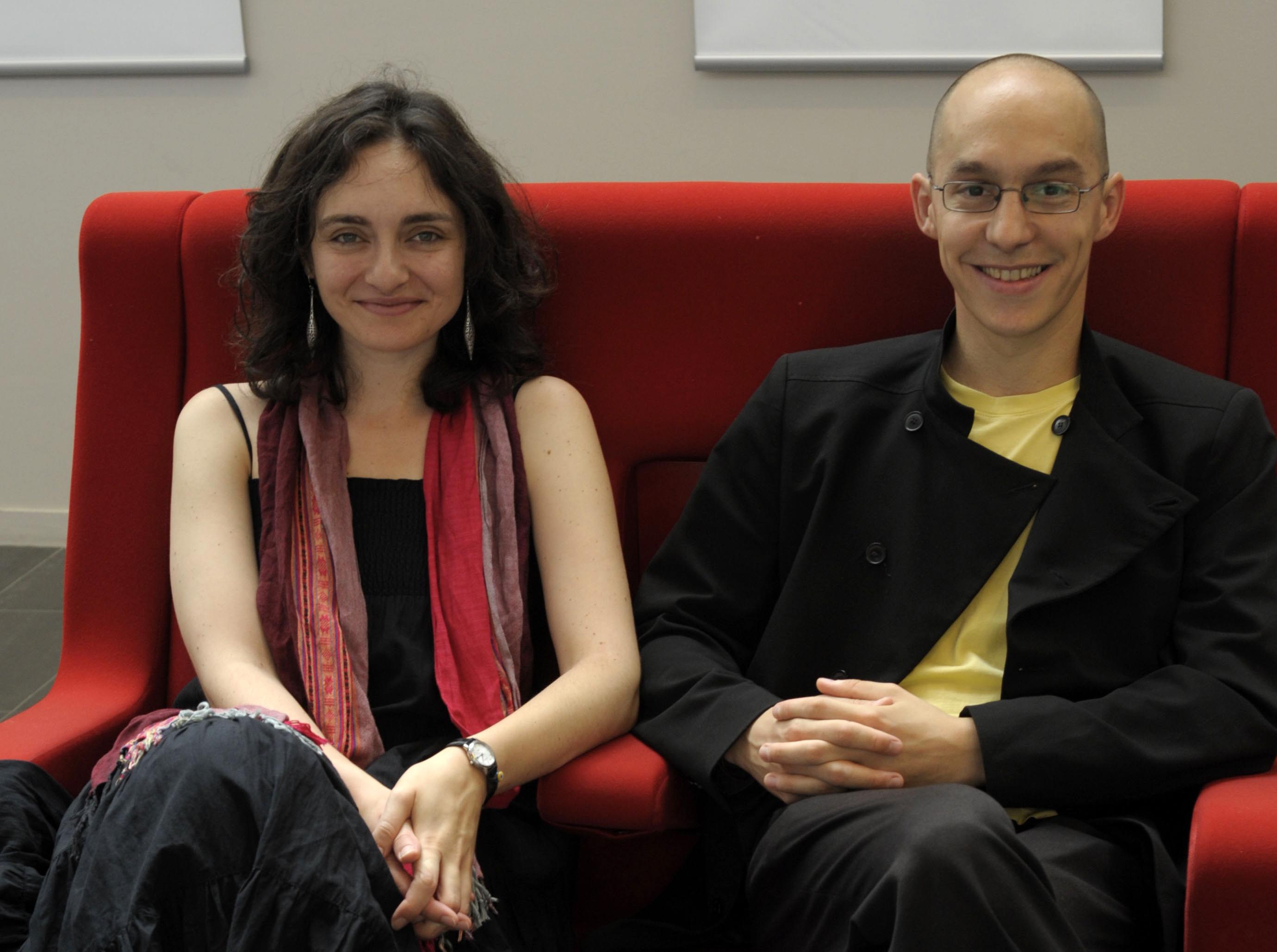 Çağla Zencirci & Guillaume Giovanetti