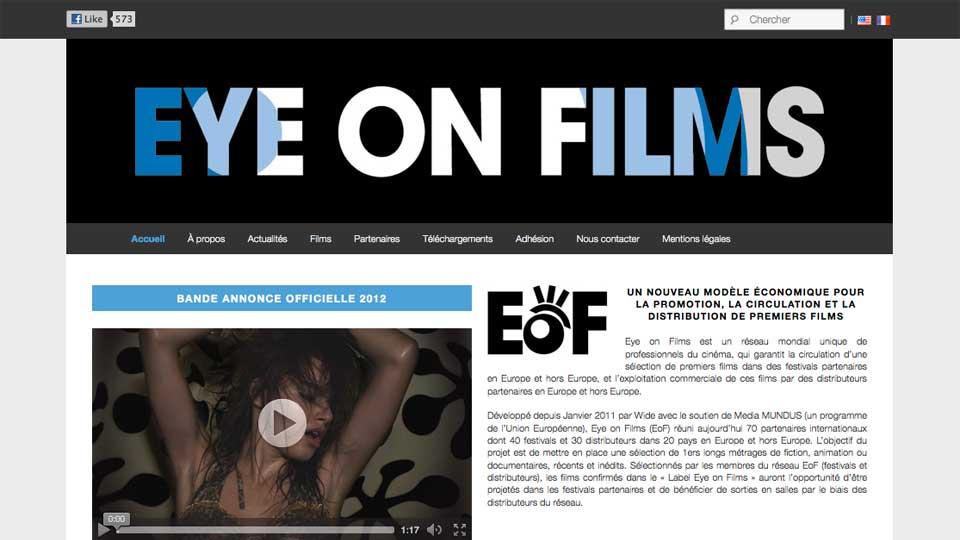 Le nouveau site d'EoF est en ligne