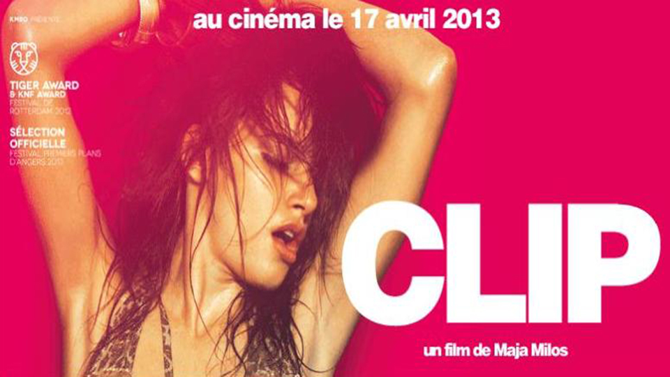 CLIP by Maja Milos theatrical release in France today