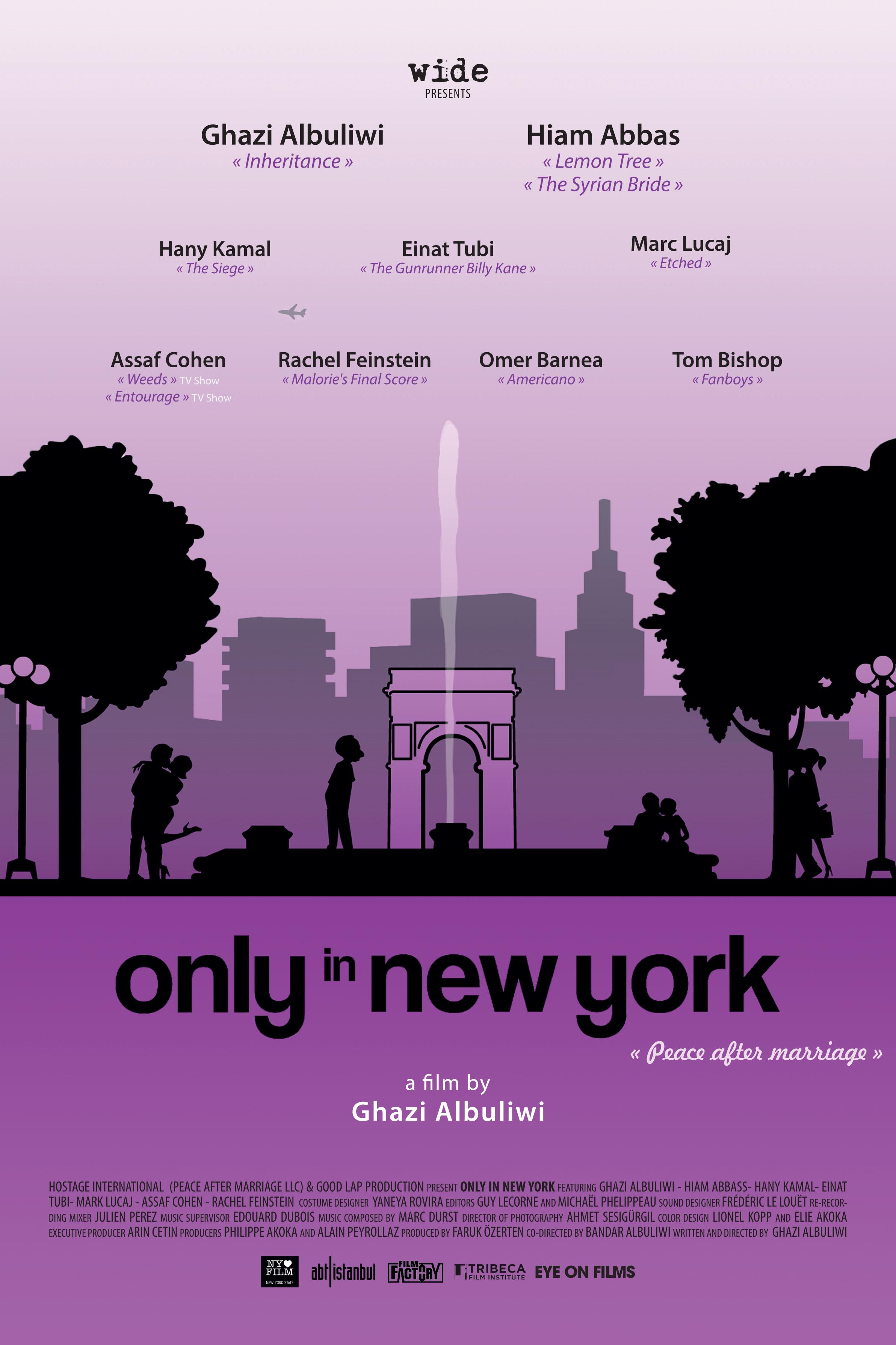 Somente em Nova York Online Dublado