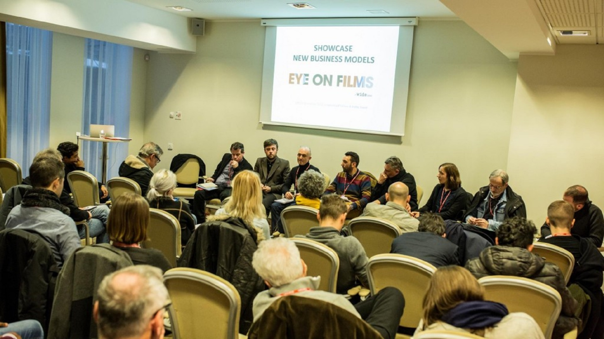 Eye on Films Panel