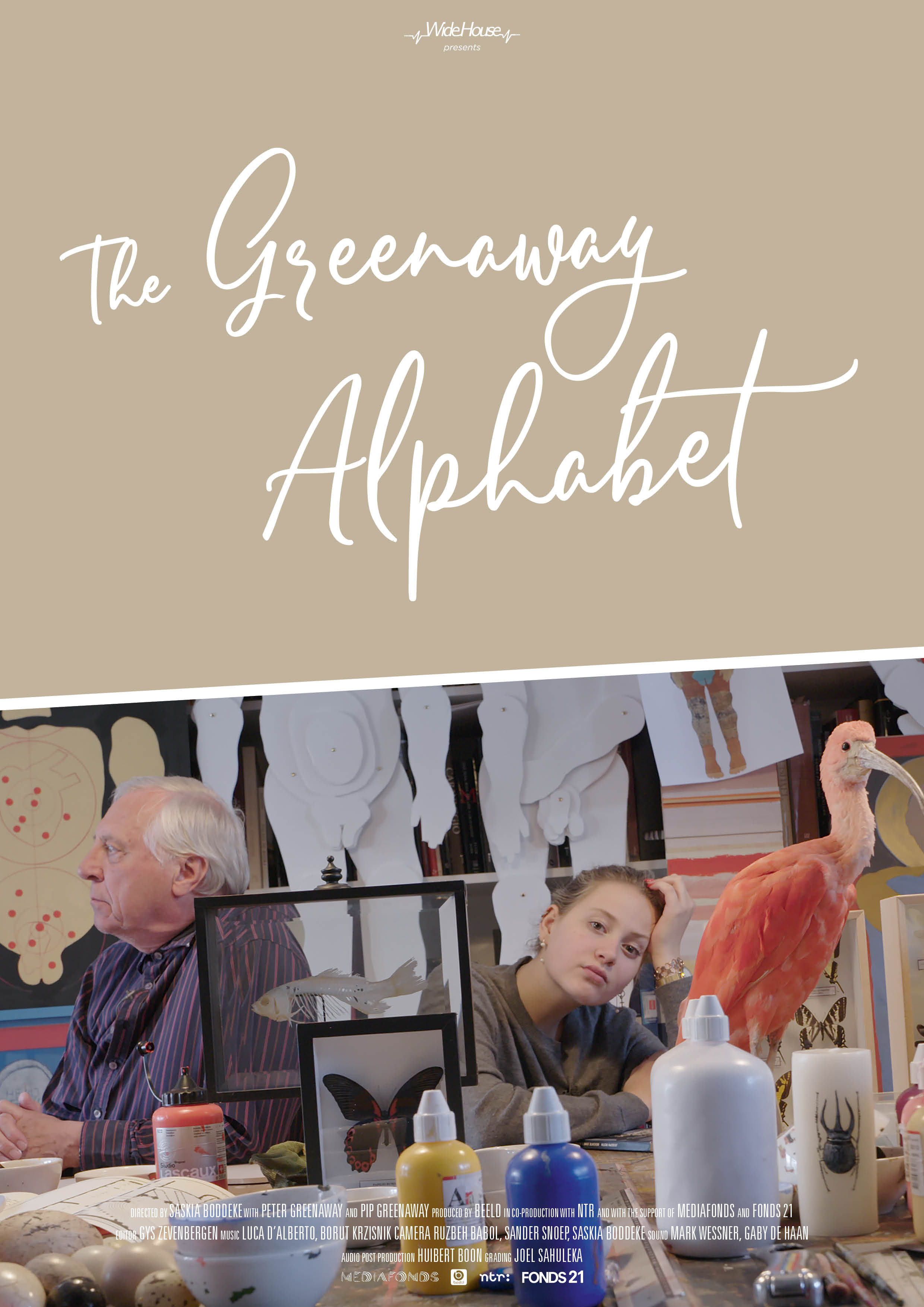 THE GREENAWAY ALPHABET